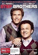 Step Brothers - Will Ferrell & John C. Reily DVD R4 NEW