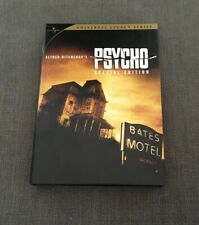 Psycho 2 Disc Dvd Universal Legacy Series(Alfred Hitchcock)Region1