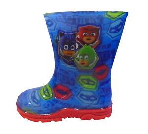 "PJ Masks ""Corcovado"" Boys Wellington Boots"