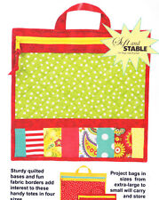 Item 1 Pattern Project Bags Organizer Bag In 4 Sizes Patterns By Annie