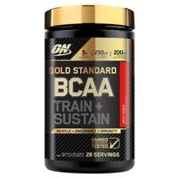 OPTIMUM NUTRITION BCAA TRAIN + SUSTAIN 266 G Aminoacidi Ramificati