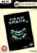 Dead Space 2 PC Brand New Actual Game in DVD Case Sealed Fast Shipping