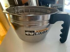 Bunn 326430000 Smart Funnel With Inserts For Bunn Coffee Brewers Stainless Steel
