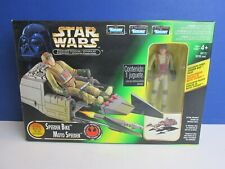 sealed Potf star wars Expanded Universe Speeder Bike action figure 1996 93G