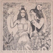 Gillian Welch : The Harrow & the Harvest CD (2017) ***NEW***