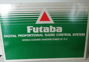 Vintage Futaba Conquest AM FP-T4NL Digital Proportional R/C System New Open Box