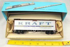 Vintage Athearn HO Scale 5205 Kraft Scribed Reefer