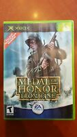 Medal of Honor Frontline Xbox EA Games Video Game – Complete