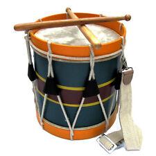 Revolutionary/Civil War Era Reproduction Marching Band Wooden Drum