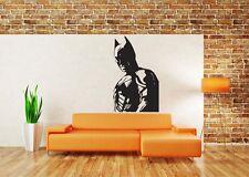 Batman Bande dessinée HEROE Kids citation wall stickers art chambre amovible Stickers DIY