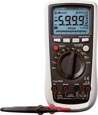 Hand-Multimeter digital VOLTCRAFT VC850 CAT III 1000 V, CAT IV 600 V Anzeige  7f