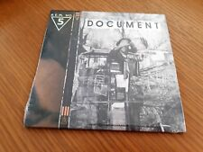 R.E.M. - Document - Mini LP CD - Card Sleeve - USA - 72435-21276-2 7.