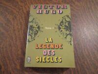 le livre de poche la legende des siecles tome 1 - VICTOR HUGO