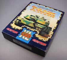 "M1 tank platoon PC 3,5"" disquetes versión MS-DOS 2.1"