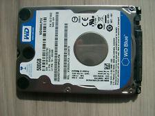 Festplatte 2,5 Zoll SATA intern 500 GB wenig gelaufen