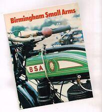 vintage BSA (UK) MOTORCYCLE Article / Photo's / Pictures: SLOPER,