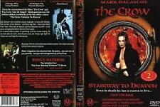 The Crow: Stairway to Heaven (DVD), Region-4, Like new, free shipping