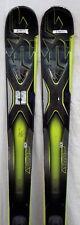 13-14 K2 AMP 80X Used Men's Demo Skis w/Bindings Size 177cm #360171