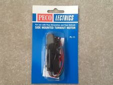 Model Railway Peco side Mounted Turnout Motor brand new PL11