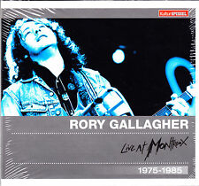 Rory Gallagher Live at Montreux 1975-1985 DIGIPACK CD NUOVO OVP