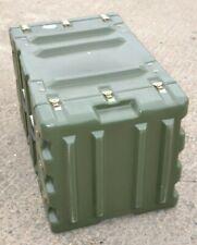 More details for pelican hardigg removable shock rack transport case 10u rack