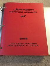 Johnson Service Manual (10th Edition)