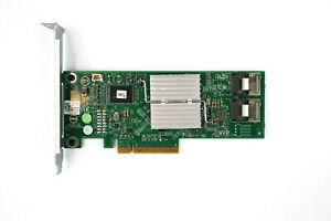 Dell Perc H310 SAS/SATA RAID Controller PCIe DP/N: 0HV52W
