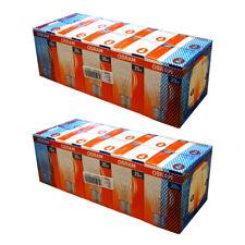 20 Uds. Bombilla Osram 25w E27 Claro 25 vatios gluehlmape Regulable Bombilla