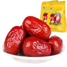 500 G Jujube rouge chinoise dates Sun séchées Organiques 100% Natual Nutrient rich
