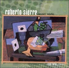 Roberto Sierra: Clarinet Works, New Music