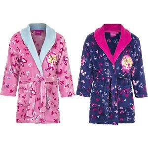 New Girl Bathrobe Children Disney Princess Cuddly Soft 98 104 110 116 #151