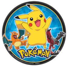 Pokémon Birthday, Child Party Plates