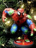 2020 Spider-Man The Hulk Muscle Multiverse Christmas  Ornament Spiderman New