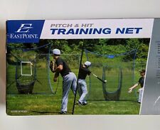 NEW Eastpoint Sports Baseball Pitch & Hit Training Net 7ft x 7ft Trainer