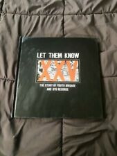 """The Story of Youth Brigade and BYO Records, 12"""" Double LP, Book, DVD"""