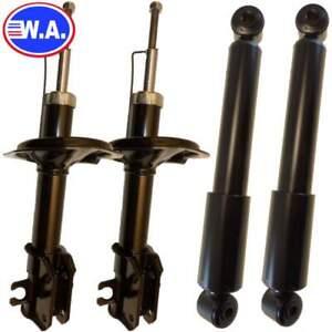 4 Gasdruck Stoßdämpfer vorne + hinten Fiat Punto 1 1993-1999