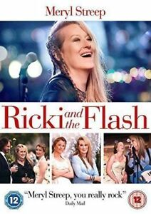 RICKI AND THE FLASH - NEW  (C29) {DVD}