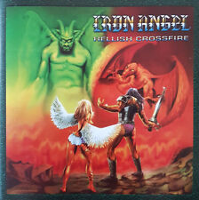 Iron Angel – Hellish Crossfire CD new
