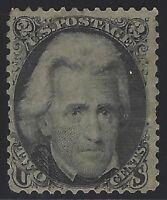 US Stamps - Scott # 73 - 2c Black Jack - Mint OG      $375               (A-535)