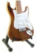"""Rory Gallagher Tribute Miniature 10"""" Guitar (UK SELLER)"""