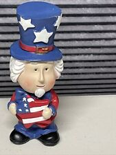 Fourth Of July Decor 5 Inches tall Bobble Head