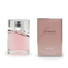 HUGO FEMME EDP NATURAL SPRAY VAPO - 75 ml