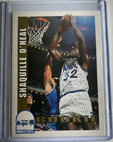 SHAQUILLE O'NEAL1992-93 NBA Hoops  Rookie Card #442 RC