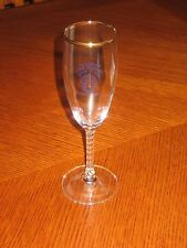 Academy High School Erie PA class of 1952 40 year reunion champagne flute glass