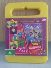 The Wiggles Dvd. Region 4 Australia.