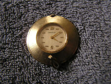 Vintage Caravelle Pendant Watch Swiss Made