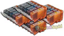 20 x PGI-520 / CLI-521 Ink Cartridges for Canon Pixma