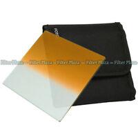 "FOTGA 4 X4"" Color Conversion Gradual Brown filter for Matte box Holder FF system"