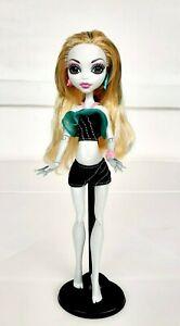 Mattel Monster High Lagoona Blue Basic 1. Wave Puppe Barbie beweglich Haus