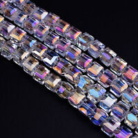 100pcs/lot 4/6mm AB Color DIY Crystal Beads for Jewelry Making Decorative POUR